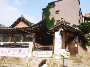 網站熱門文章:Star Travel●首爾好好玩►首爾三清洞,韓式老街享受幽靜的下午時光