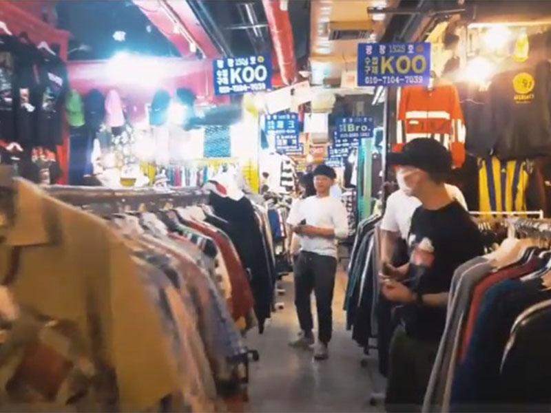 Star Travel●首爾好好玩►穩身在廣藏市場內的另類二手古著購物天堂 @。絲達生活誌。Star Life Select