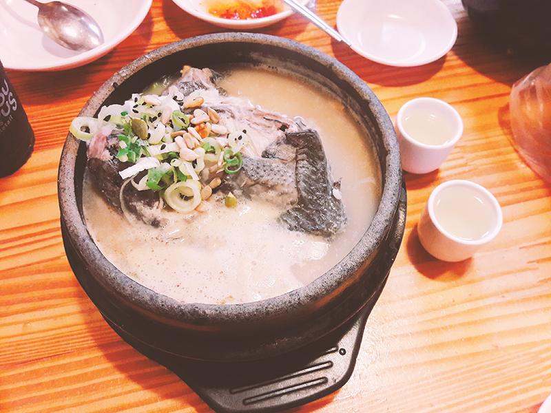 Star Travel●首爾好好玩►土俗村蔘雞湯。在傳統韓屋裡享用更加美味 @。絲達選物。Star Life Select