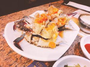 網站熱門文章:Star Travel●首爾好好玩►江南新沙。醬油蟹醬初體驗