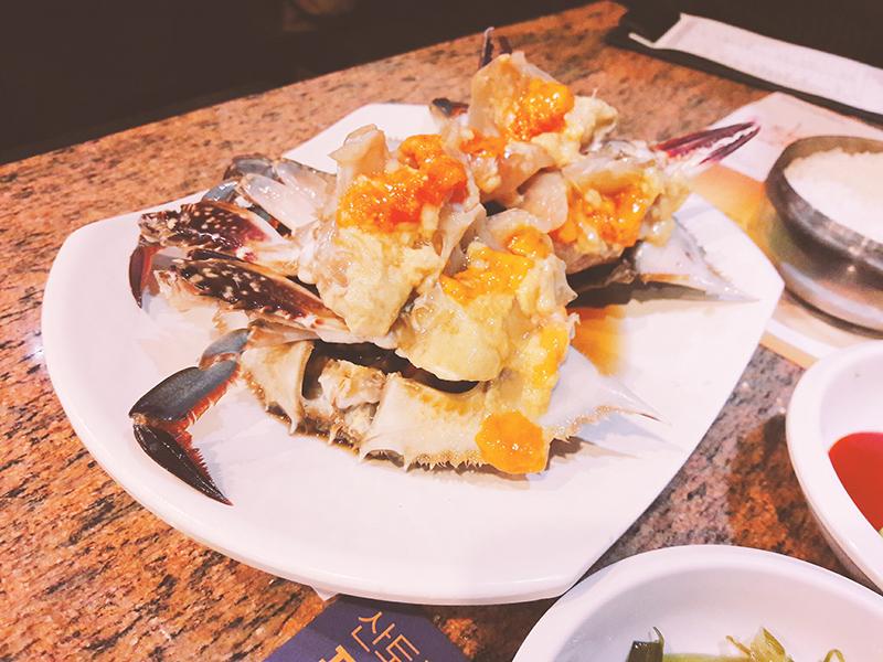 Star Travel●首爾好好玩►江南新沙。醬油蟹醬初體驗 @。絲達生活誌。Star Life Select
