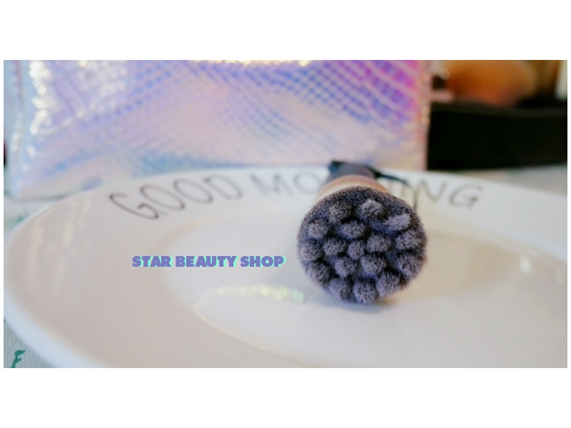 Star Beauty●林三益LSY 潔顏豆豆刷,油痘肌的新救星啊! @。絲達選物。Star Life Select